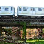 Nuevos vagones en los trenes de CTA